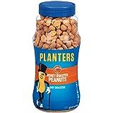 Planters Peanuts, Dry-Roasted, Honey Roasted, 16 oz