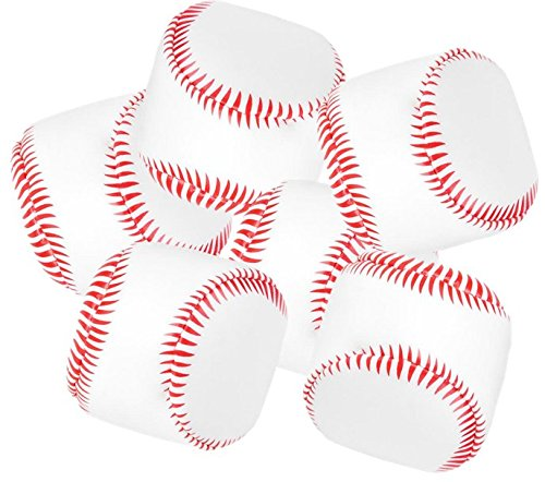 Reduced Impact Safety Baseballs – Soft Mini Baseball 2