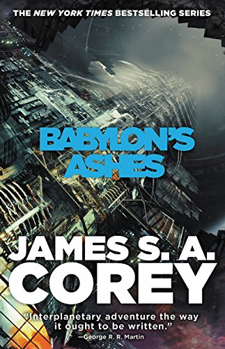 Series Ashes - Babylon's Ashes (The Expanse)