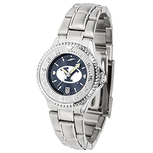 - BYU Cougars Competitor Steel AnoChrome Women's Watch