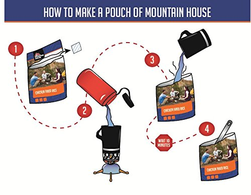Mountain House Just In Case...Classic Bucket