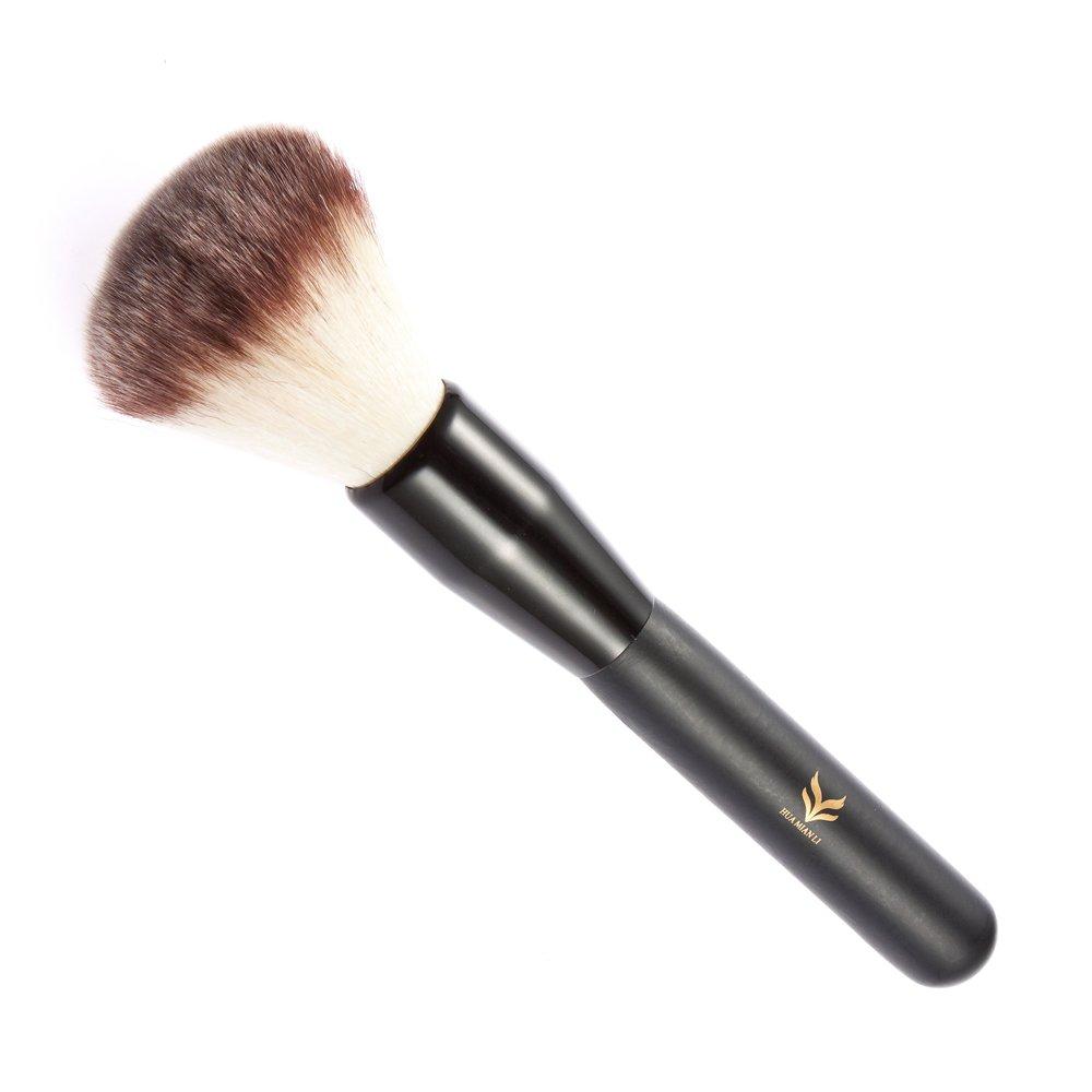 Pro Maquillage Pinceau Blush Brosse Poudre Libre pour Le Visage Manche en Bois Cosmétique Generic
