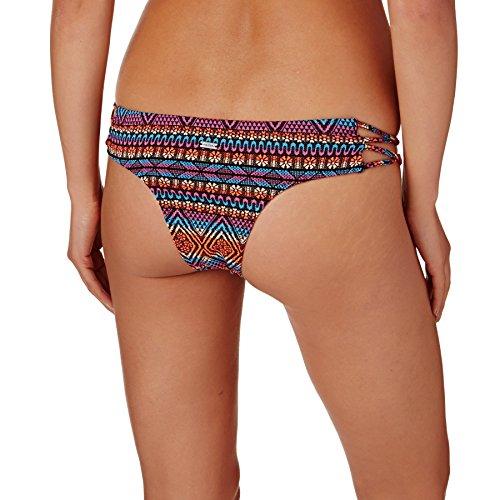 Volcom Bikini Seas The Day Cheeky Bikini Top firecracker fag0jfj
