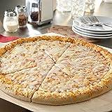 Big Daddys Bold 51 Percent Whole Grain Cheese Pizza -- 9 per case.