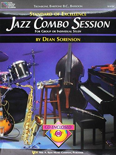 - W41BC - Standard of Excellence Jazz Combo Session - Trombone/Baritone B.C./Bassoon
