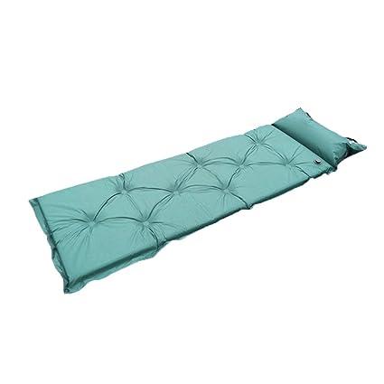 Profusión círculo rollo autoinflable Camping cama hinchable ...