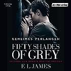 Fifty Shades of Grey 1: Geheimes Verlangen Hörbuch von E. L. James Gesprochen von: Merete Brettschneider