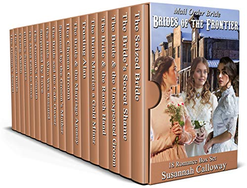 Pdf Religion Mail Order Bride: Brides of the Frontier: 18 Book Box Set
