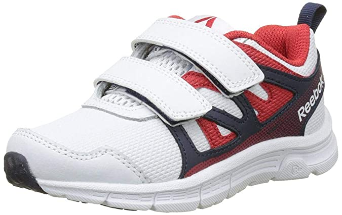 940bec9890e2d0 Reebok Unisex-Kinder Run Supreme 2.0 2V Turnschuhe