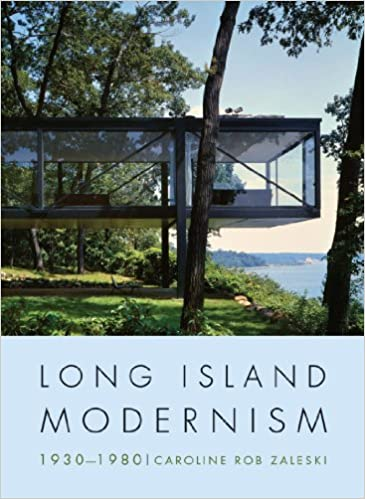 Book Long Island Modernism 1930-1980