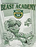 Beast Academy Math 3A Guide and Practice Bundle 2-Book Set