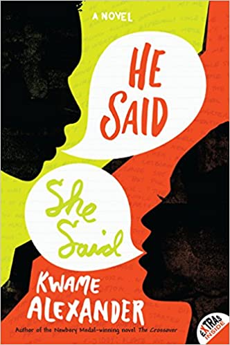 Image result for he said she said novel
