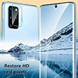 1+1Pack Galaxy S20 Plus Screen Protector Tempered