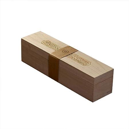 GYZS jewelry box Paulownia Caja de Regalo Caja de Regalo ...