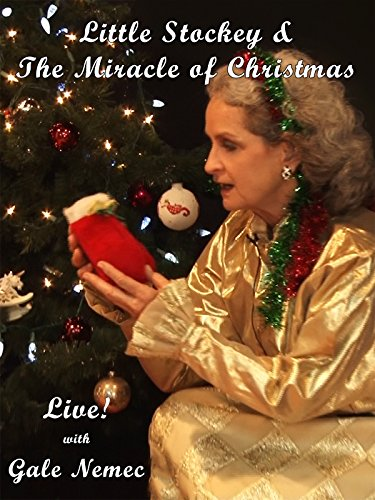 Little Angel Stocking - Live! Little Stockey and The Miracle of Christmas with Gale Nemec