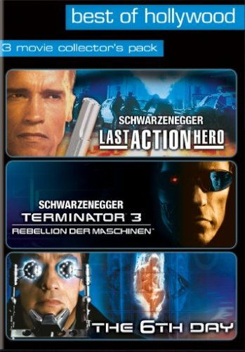 Best of Hollywood - 3 Movie Collectors Pack: Last Action Hero ...