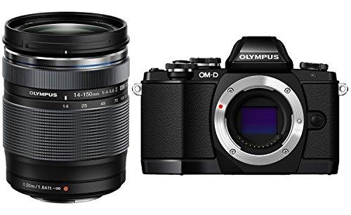 Olympus-O-MD-E-M10-Black-Variation