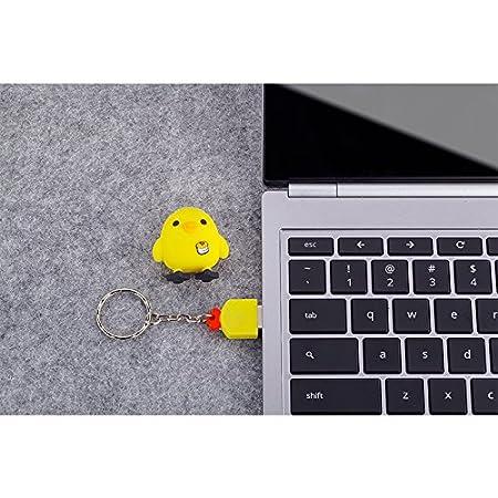 Amazon.com: MagiDeal USB2.0 Flash Pen Drive 3D Yellow ...