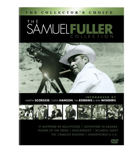 The Samuel Fuller Film Collection (It Happened in Hollywood / Adventure in Sahara / Power of the Press / The Crimson Kimono / Shockproof / Scandal Sheet / Underworld U.S.A.) by Sony Pictures