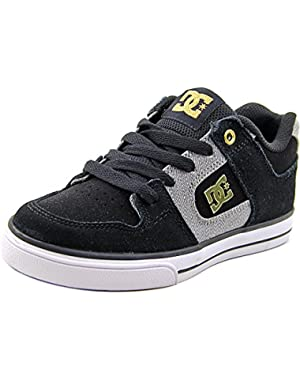 Shoes Manteca Round Toe Suede Skate Shoe