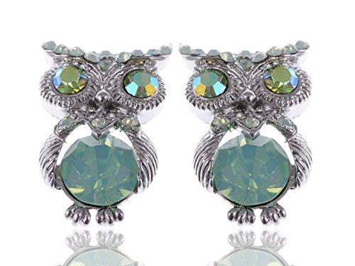 Alilang Womens Silver Tone Pastel Mint G - Silver Tone Bird Shopping Results