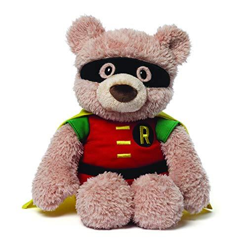 GUND DC Comics Robin Hardwin Teddy Bear Stuffed Animal Plush, 12