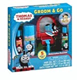 Thomas & Friends Groom & Go: Five Piece Gift Set Watermelon Shampoo, hair gel, etc.