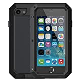 Best Iphone 6 Metal Cases - iPhone 6 Plus/6S Plus Case,Mangix Gorilla Glass Aluminum Review