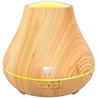 TaoTronics Humidificador Aromaterapia 400ml Difusor Aroma de Aceites