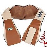 Shiatsu Neck Massager Shoulder, Back and Full Body Massage with...