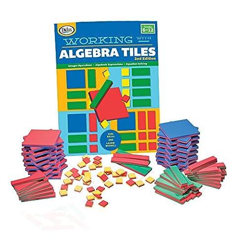 EAI Education Algebra Tiles Classroom Kit - Algebra Tiles Student Set