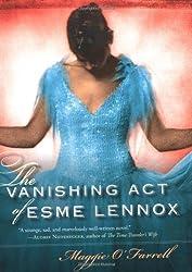 (THE VANISHING ACT OF ESME LENNOX)The Vanishing Act of Esme Lennox by O'Farrell, Maggie(Author)Paperback{The Vanishing Act of Esme Lennox}on 02 Jun 2008