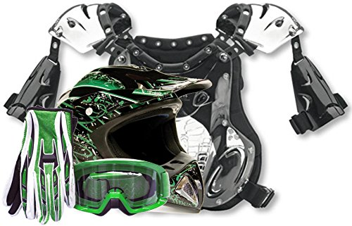 youth motocross gear packages - 5