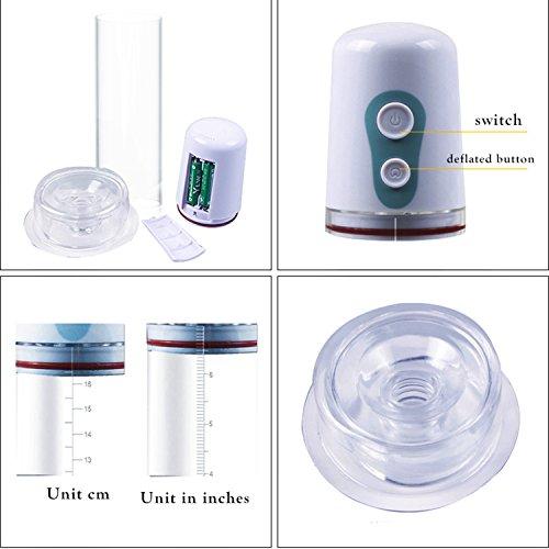 Automatic Penis Enlargement Vibrator for Men Electric Penis Pump Male Masturbator Penile Erection Tr
