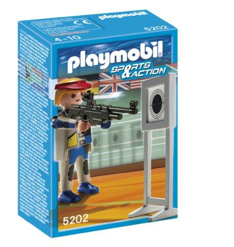Playmobil Sports Target Shooter Set