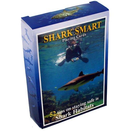 SEA and SKY Shark Smart Playing Cards