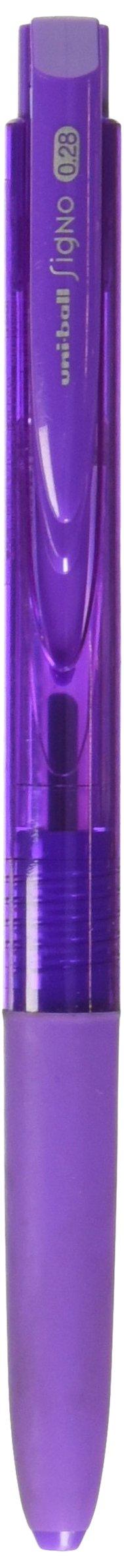 Uni Uni-Ball Signo Knock Ballpoint Pen RT1 0.28mm Color,...