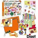 Diset - 63453 - Jeu - Atelier découpage