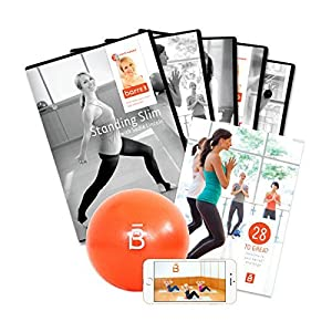 Amazon.com : Barre3 28day Challenge Fitness Program W/5 Dvds ...