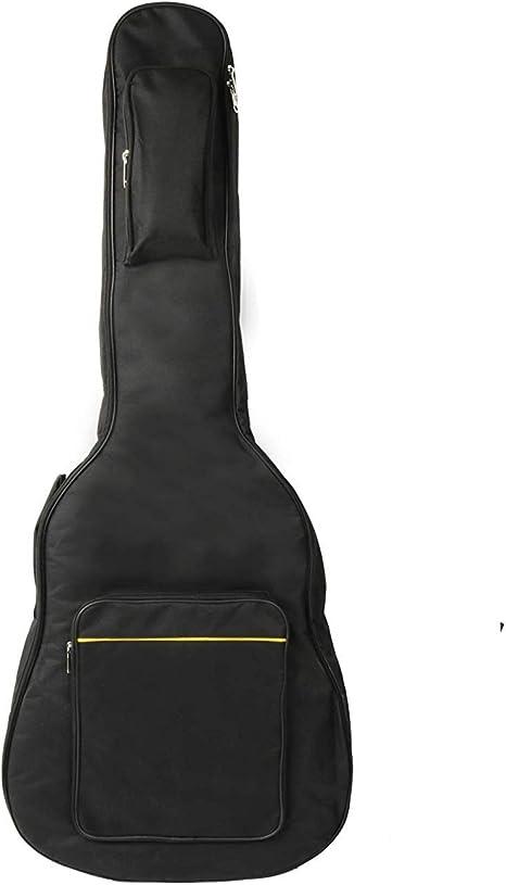 Funda para guitarra acústica de 40 a 41 pulgadas, impermeable ...