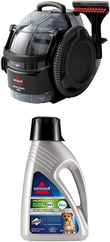 Bissell SpotClean Pro + Pro Pet Formula