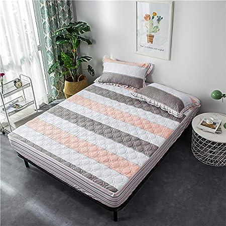 SUYUN Protector de colchón Acolchado - Microfibra ...