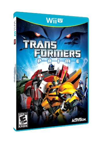 Transformers Prime: The Game - Nintendo Wii U Picture
