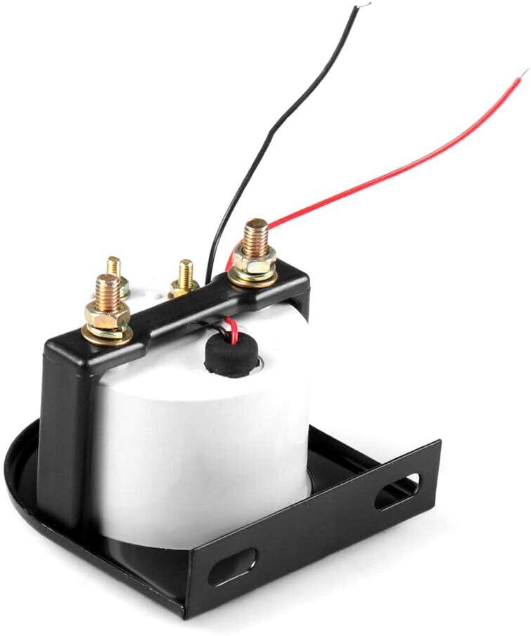 Luyao 212 V auto universal digital voltmeter LED digitalanzeige auto voltmeter auto /änderung zubeh/ör instrument