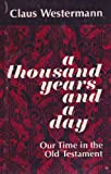 A Thousand Years and a Day, Claus Westermann, 0800619137