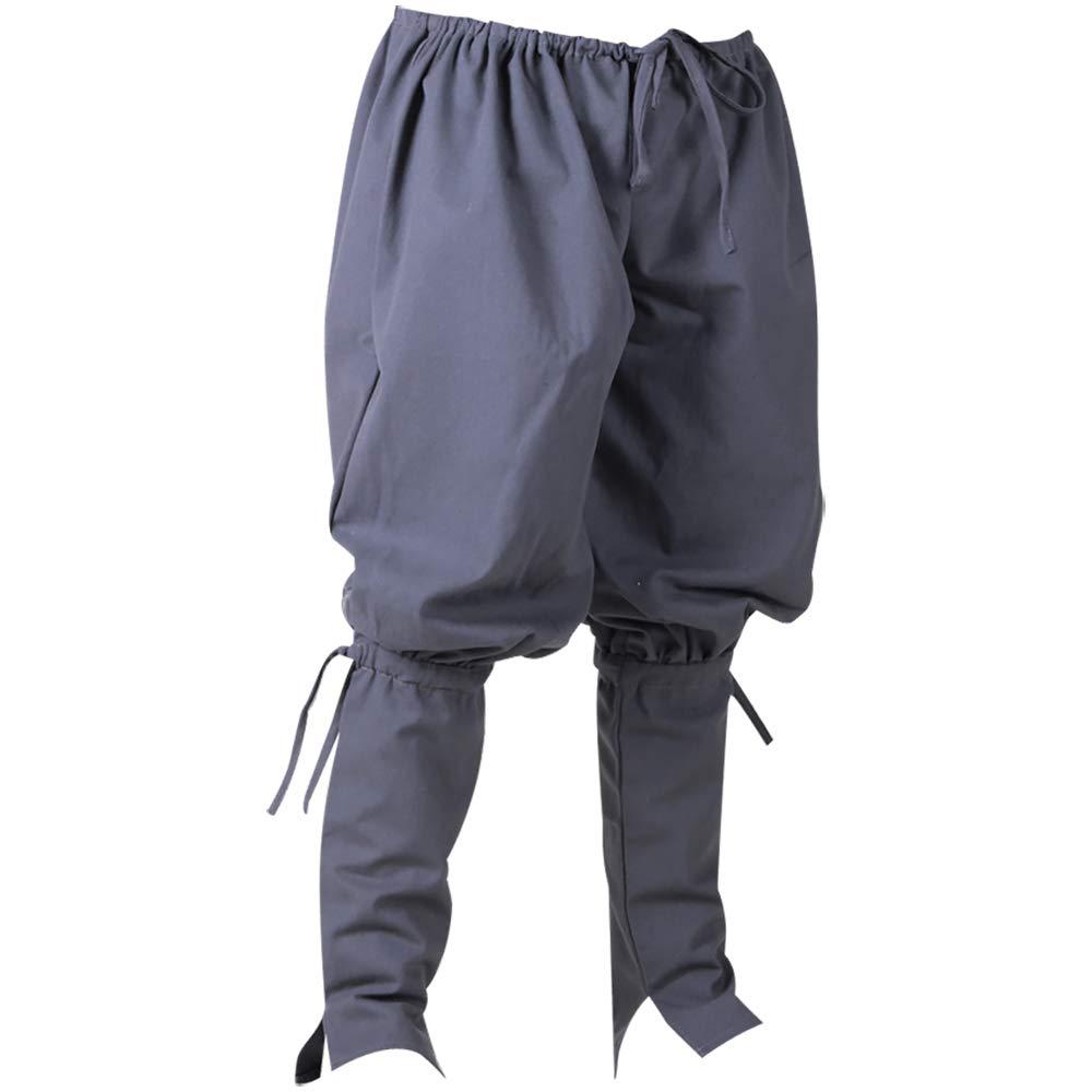 Ketill Canvas Pants Medieval Pants Renaissance Trousers Cosplay LARP