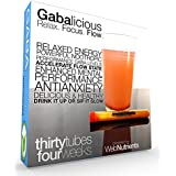 GABAlicious - Relaxed Energy. Enhanced Mental Performance. Healthy Antianxiety. (30)
