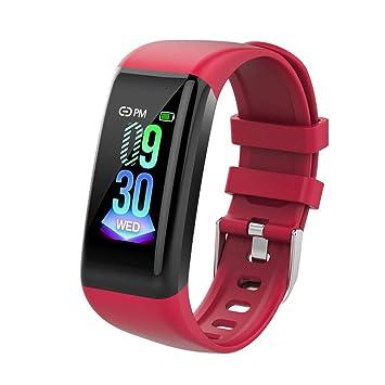 Eillybird Pulsera Actividad Ip67 Smartwatch Mujer Hombre ...