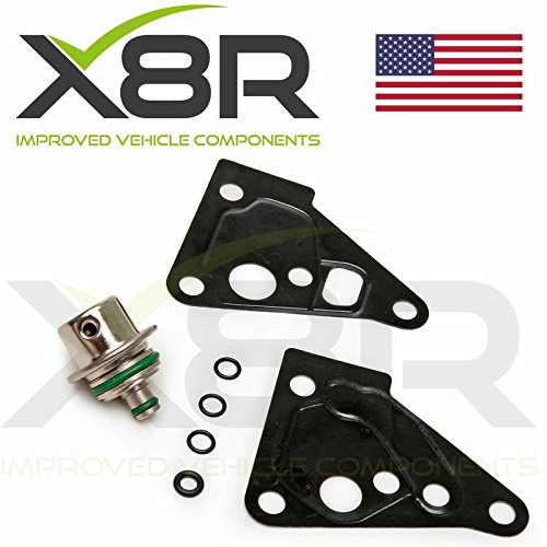 Land Rover Discovery 2 Defender TD5 2.5 Fuel Pressure Regulator Repair Fix Kit ()