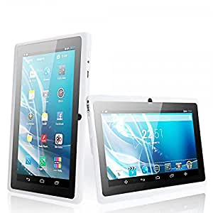 "ARBUYSHOP 7 ""Tablet PC A33 Android 4.2 Quad Core 1.5GHz Wi-Fi 1GB 16GB Bluetooth Tablet PC IM Blanca"